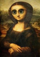 big eyed mona
