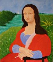 Mona Lisa by Beatriz Socorro BLG 600