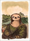 mona-lisa-sloth
