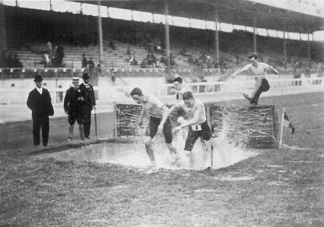 London_1908_Steeplechase